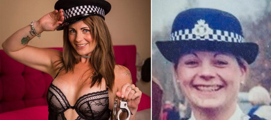 Stripping Police