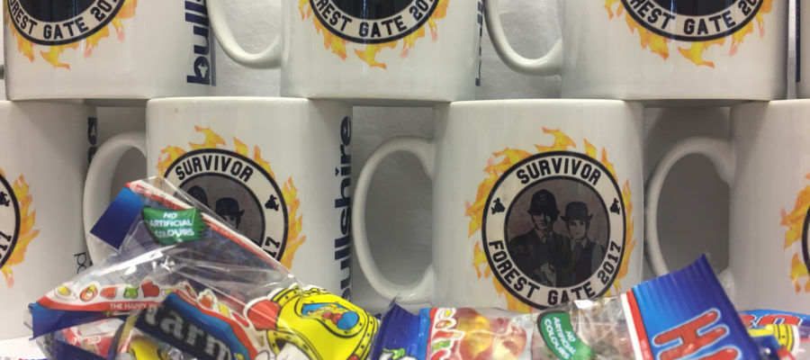 Forest Gate Survivor Mugs
